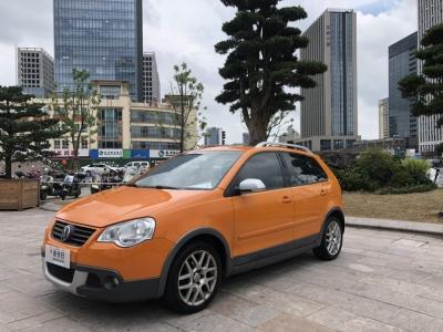 2009年9月 大眾 Polo 1.6L Cross Polo AT圖片