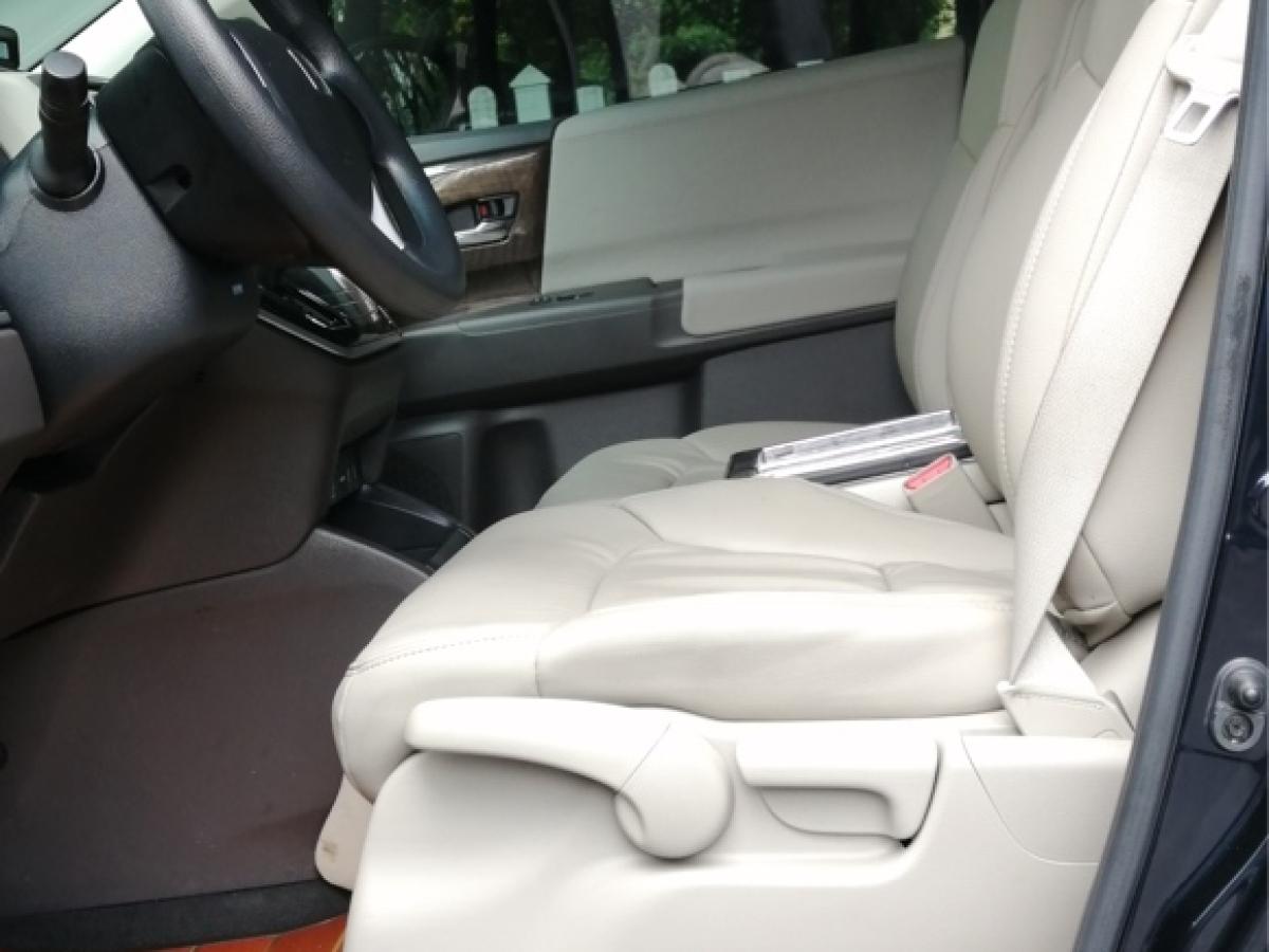 本田 奥德赛  2017款 2.4L 舒适版图片