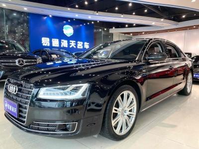 奥迪 奥迪A8(进口) A8L 6.3 FSI W12 quattro旗舰型图片