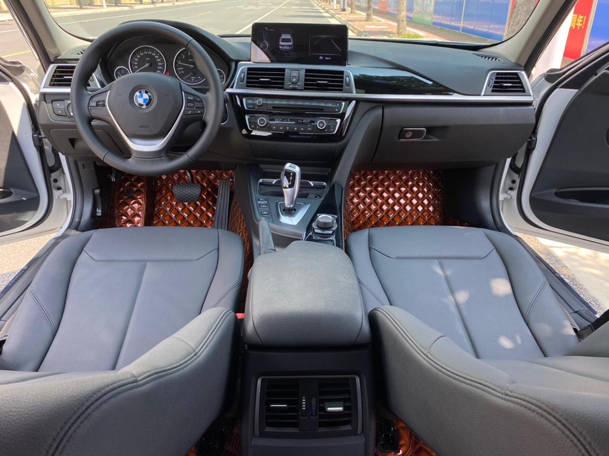 宝马 宝马3系  2016款 320Li 进取型图片