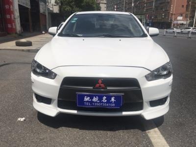 三菱 翼神  2013款 致炫版 2.0L CVT旗舰型图片