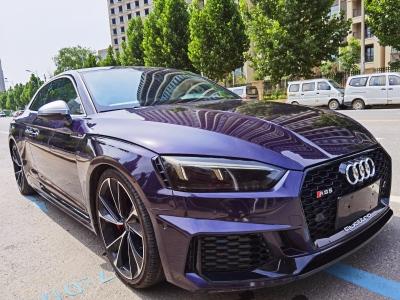 2020年5月 奥迪 奥迪RS 5 RS 5 2.9T Coupe图片