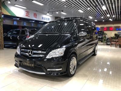2014年10月 奔驰 威霆 3.0L 精英版图片