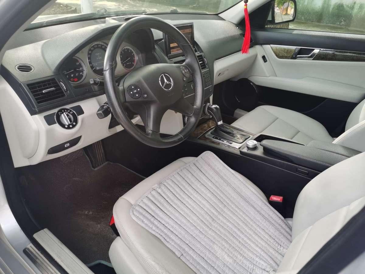 奔驰 奔驰C级  2008款 C 280 时尚型图片