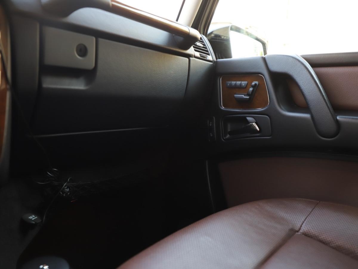 奔驰 奔驰G级  2017款 G 500图片