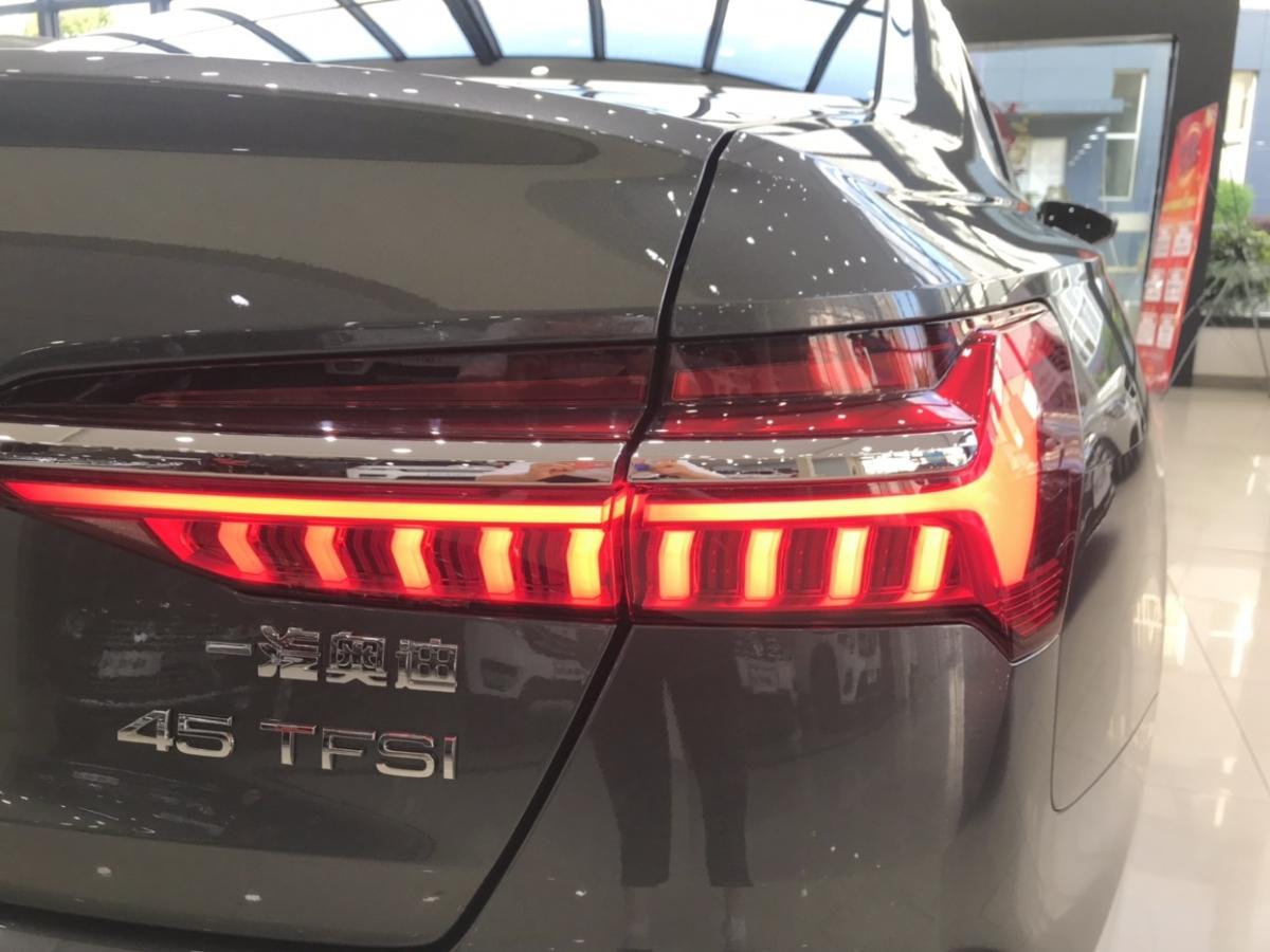 奥迪 奥迪A6L  2020款 45 TFSI 臻选动感型图片
