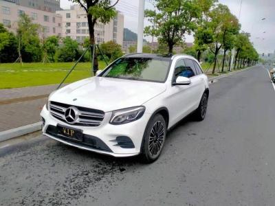 2018年07月 奔驰 奔驰GLC  改款 GLC 260 4MATIC 动感型图片