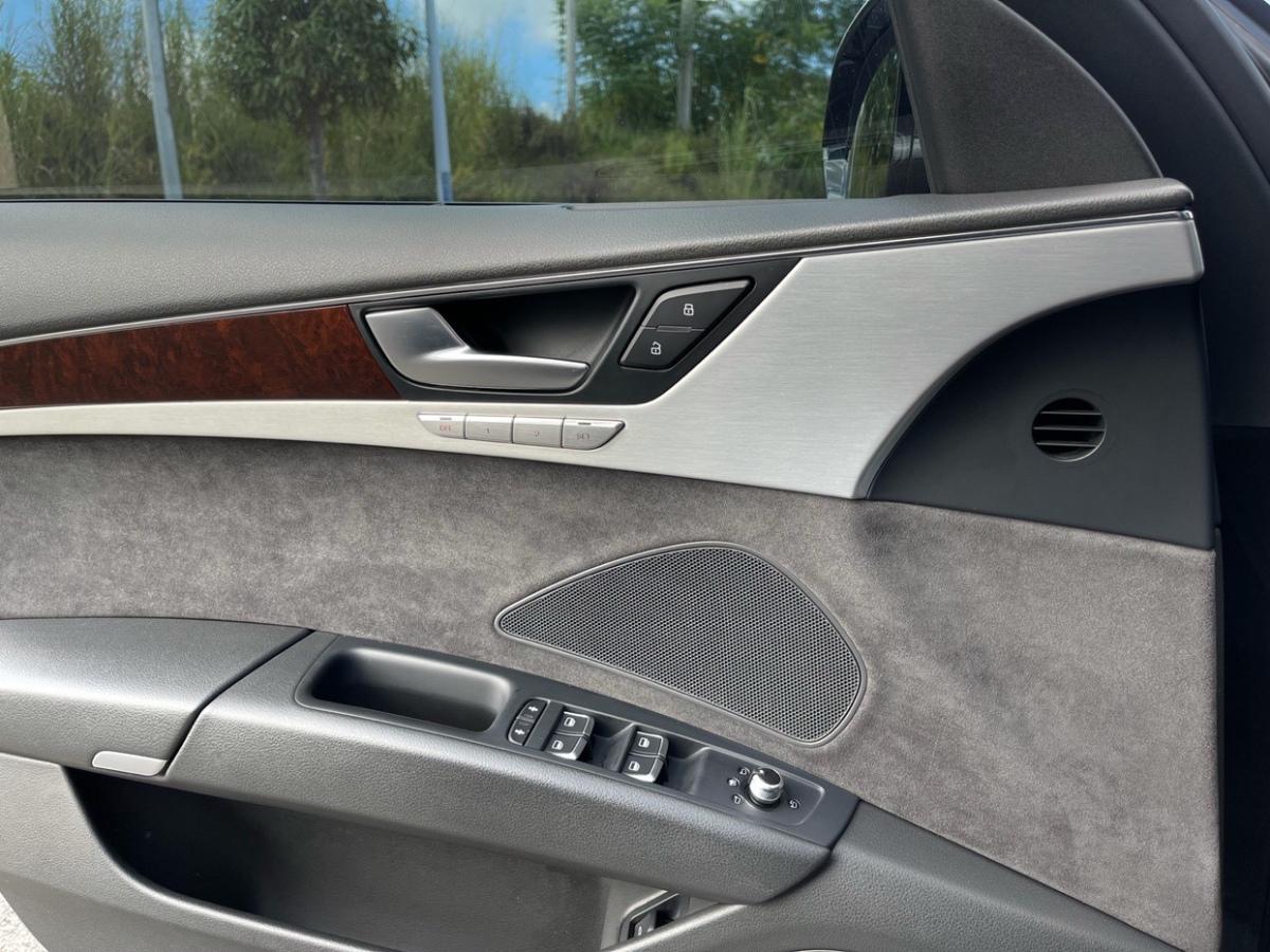 奥迪 奥迪A8  2013款 A8L 45 TFSI quattro舒适型图片