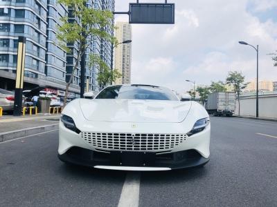 2021年5月 法拉利 Roma  3.9T V8图片