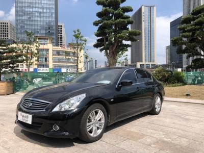 2013年12月 英菲尼迪 G系(进口) G25 Sedan 豪华运动版图片