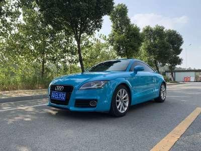 2011年5月 奥迪 奥迪TT(进口) TT Coupe 2.0TFSI图片