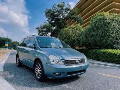 起亚 VQ  2011款 2.7 豪华版图片