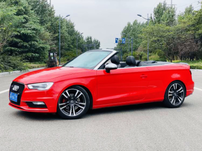 2015年7月 奥迪 奥迪A3(进口) Cabriolet 40 TFSI图片