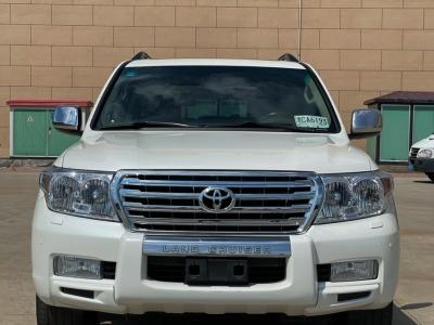 2010年10月 丰田 兰德酷路泽(进口) 中东版图片