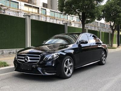 奔驰 奔驰E级  2019款 E 300 L 运动豪华型图片