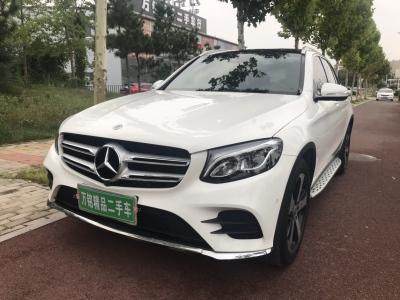 奔驰 奔驰GLC  2019款 GLC 260 4MATIC 动感型